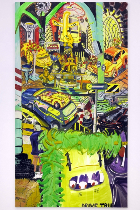 drive-true-oil-on-canvas-08-125x220cm