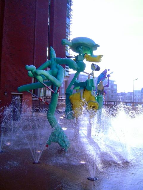 waterpartij-badende-beelden-vlissingen